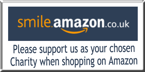Nominate us as your chosen charity when shopping on Amazon