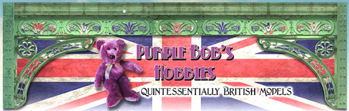 Purple Bob's Hobbies